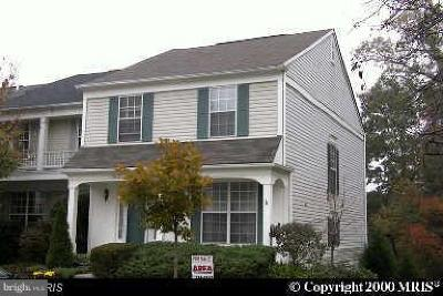 Silver Spring MD Townhouse For Sale: $375,000