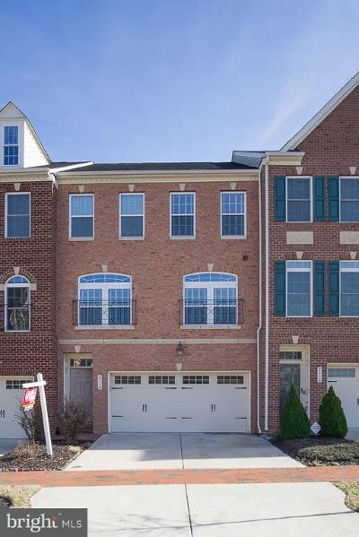 Upper Marlboro Townhouse For Sale: 2114 Turleygreen Place