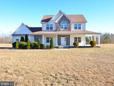 Montross Single Family Home For Sale: 258 Pear Grove Lane