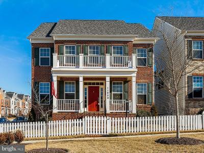 Clarksburg Single Family Home For Sale: 11909 Chestnut Branch Way