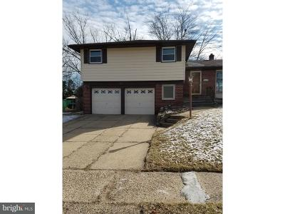 Cherry Hill Single Family Home For Sale: 21 Darby Lane