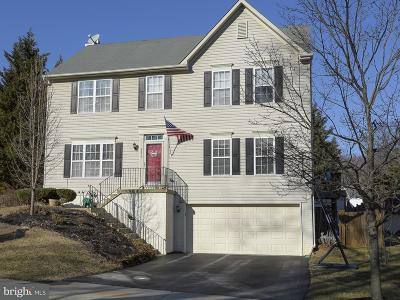 Hanover Single Family Home For Sale: 6217 Patuxent Quarter Road