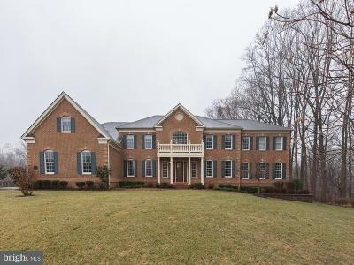 Howard County Single Family Home For Sale: 11627 Fox Chase Court