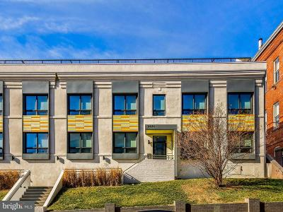 Washington Condo For Sale: 2424 17th Street NW #104