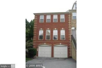Rockville Townhouse For Sale: 453 Winding Rose Drive