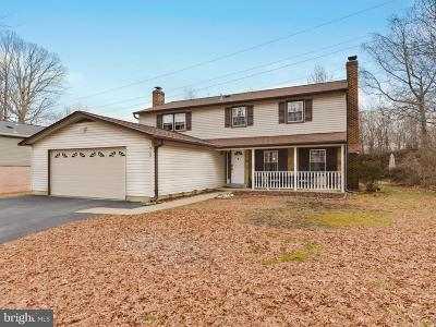Upper Marlboro Single Family Home Active Under Contract: 9124 Old Burton Circle