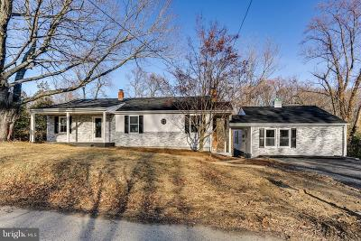 Arnold Single Family Home For Sale: 1407 Gilbert Road