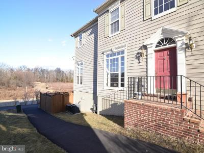 Ashburn Townhouse For Sale: 20922 Winola Terrace