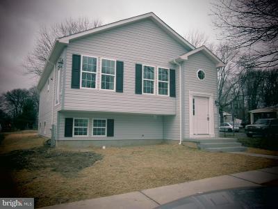 Edgemere Single Family Home For Sale: 2322 Lodge Farm Road