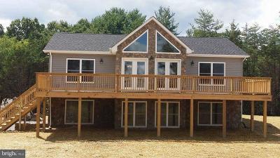 Warren County Single Family Home For Sale: L67 Brandy Road