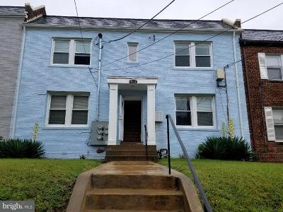 Brookland Multi Family Home For Sale: 417 Evarts Street NE