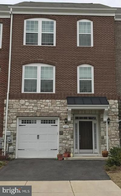 Waldorf Townhouse For Sale: 3575 Fossilstone Place