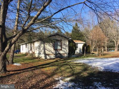 Hartly Single Family Home For Sale: 738 Proctors Purchase Road