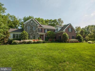 Bethesda Single Family Home For Sale: 7726 Bradley Boulevard