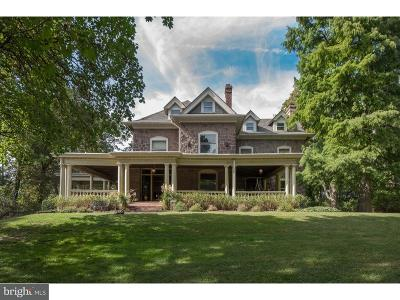 Merion Station Single Family Home For Sale: 437 N Highland Avenue