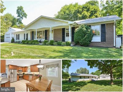 Ijamsville Single Family Home For Sale: 2309 Persimmon Drive