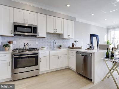 Columbia Heights, Columbia Heights/U St Townhouse Active Under Contract: 3529 14th Street NW #2
