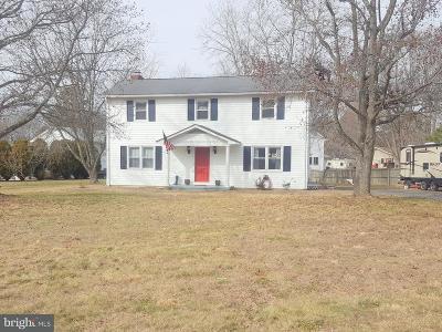 Lexington Park Single Family Home For Sale: 21373 Williams Drive