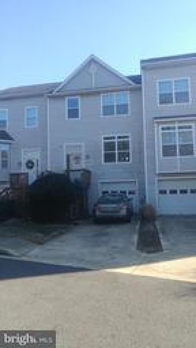 Lexington Park Townhouse For Sale: 48363 Surfside Drive