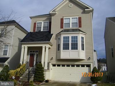 Manassas Single Family Home For Sale: 8929 Hanson Grove Court