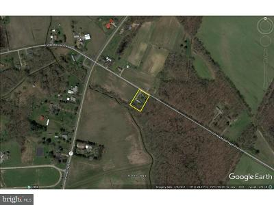 Hartly Residential Lots & Land Under Contract: 116 Lockwood Chapel Road