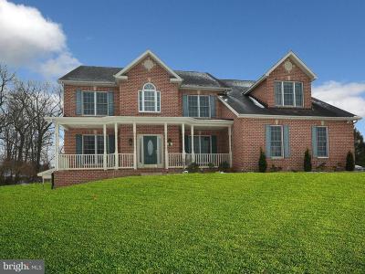 Jarrettsville Single Family Home For Sale: 1508 Hunt Field Way