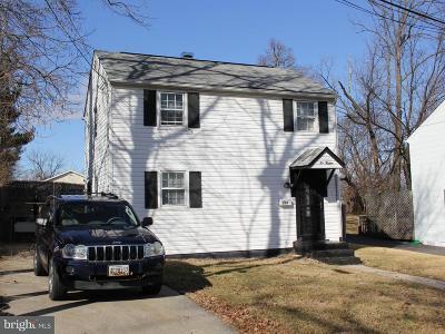 Rockville Single Family Home For Sale: 214 Croydon Avenue