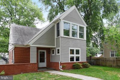 Falls Church Single Family Home For Sale: 7133 Quincy Avenue