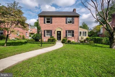 Baltimore City Single Family Home For Sale: 824 Belvedere Avenue