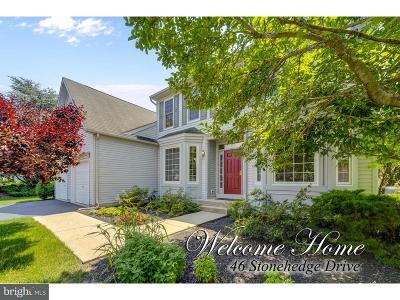 East Windsor Single Family Home For Sale: 46 Stonehedge Drive