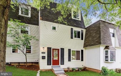 Potomac Townhouse For Sale: 7717 Scotland Drive #P-4