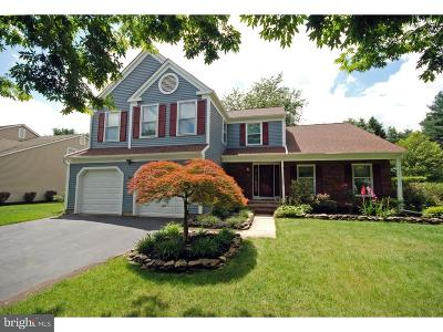 Plainsboro Single Family Home For Sale: 18 Bradford Lane