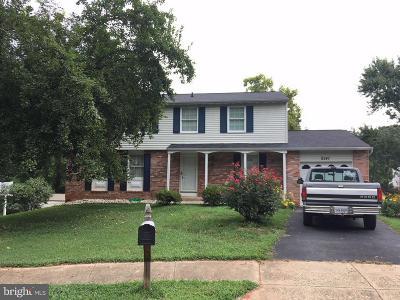 Manassas Single Family Home For Sale: 8247 Holly Grove Court