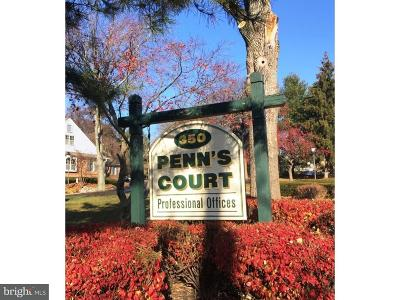 Bucks County Condo For Sale: 350 S Main Street #A10