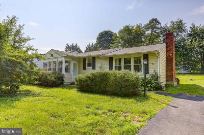 Elkton Single Family Home Active Under Contract: 27 1st Avenue
