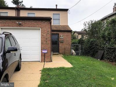 Holmesburg Single Family Home For Sale: 4302 Ashburner Street