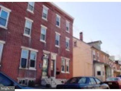 Burlington Multi Family Home For Sale: 332 E Penn Street
