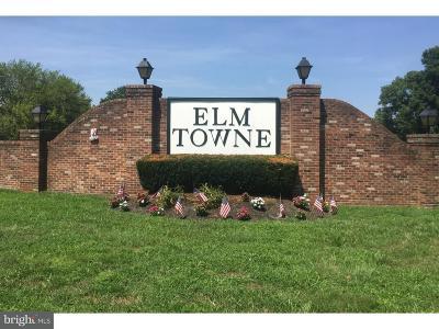 Hammonton Condo For Sale: 168 Elmtowne Boulevard