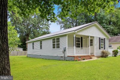 Calvert County, Charles County, Saint Marys County Single Family Home For Sale: 17316 Vickers Drive