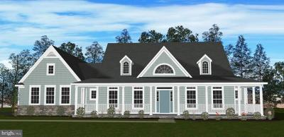 York Single Family Home For Sale: Lot 15 Hill Road - Savannah Model