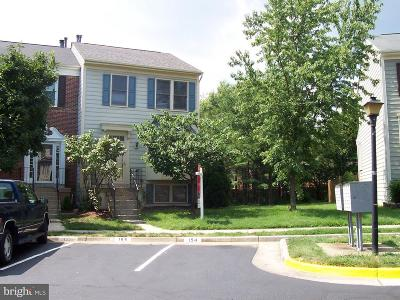 Kingstowne Townhouse Under Contract: 6056 Joust Lane