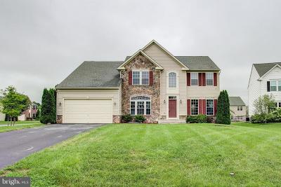 Hagerstown Single Family Home For Sale: 9711 Falkirk Terrace