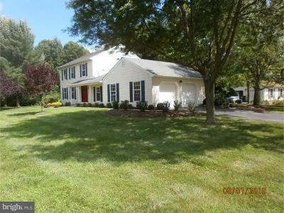 West Windsor Single Family Home For Sale: 1 Cambridge Way