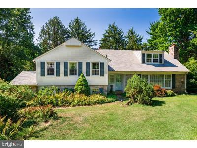 Wayne Single Family Home For Sale: 606 Gulph Road
