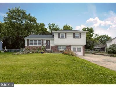 Mount Holly Single Family Home For Sale: 7 Walton Road