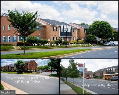 Fairfax, Fairfax Station Condo For Sale: 4248 Chain Bridge Road #A