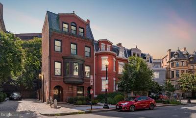 Washington Condo For Sale: 1524 18th Street NW #1