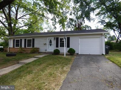 Sterling Single Family Home For Sale: 102 Poplar Road