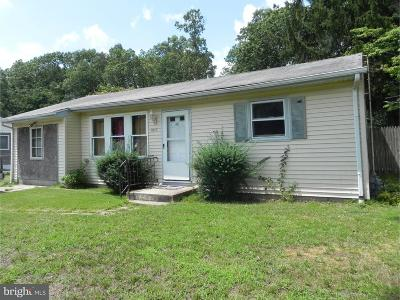 Atlantic County Single Family Home For Sale: 4074 W Adams Circle