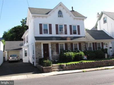 Hatboro Multi Family Home For Sale: 13 E Moreland Avenue